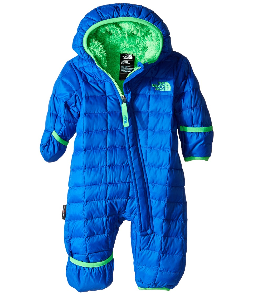 The North Face Kids - ThermoBall Bunting (Infant) (Monster Blue) Kid