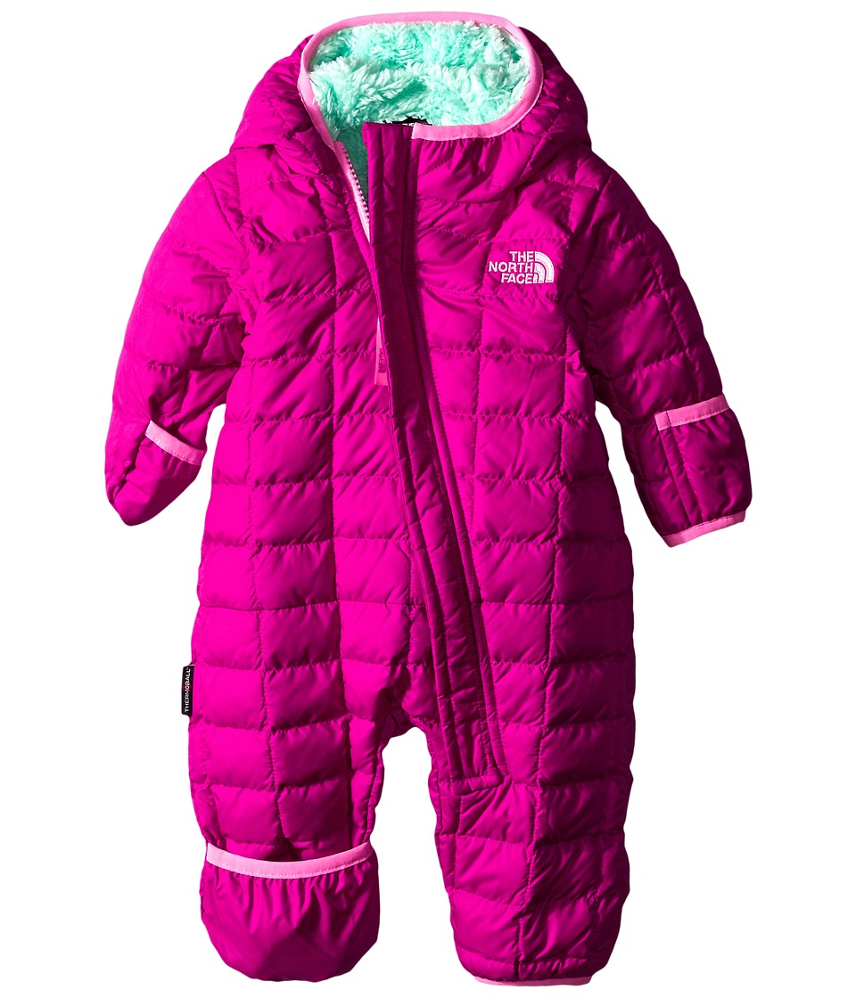 The North Face Kids - ThermoBall Bunting (Infant) (Luminous Pink) Kid