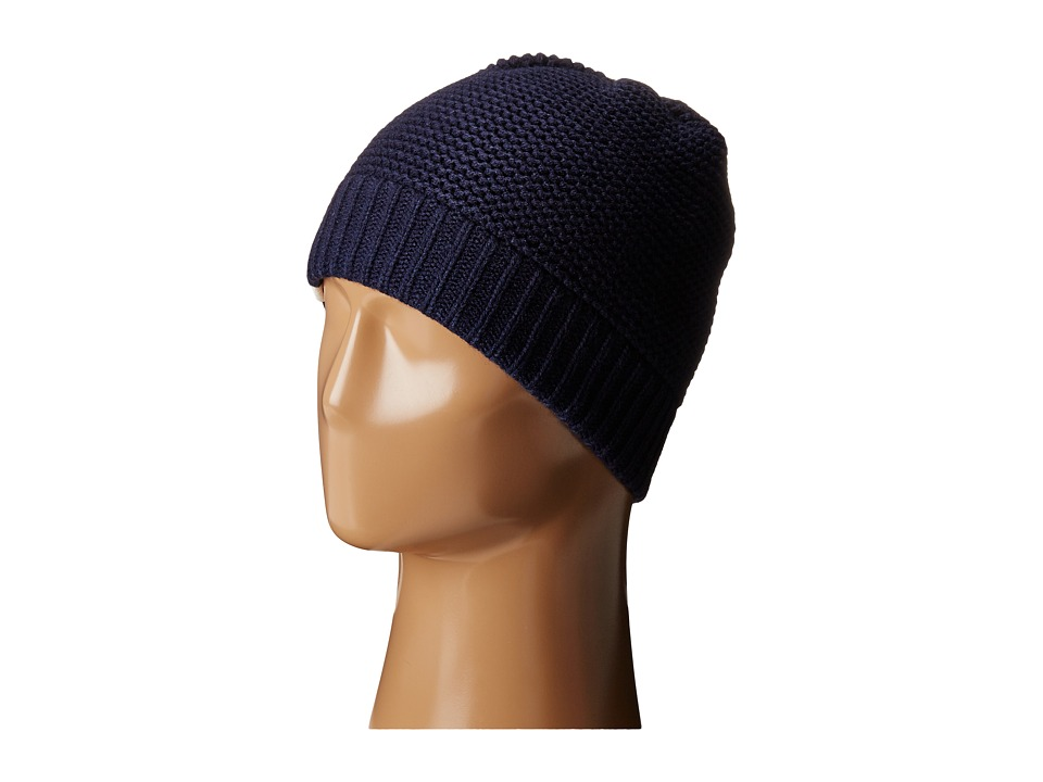 The North Face - Purrl Stitch Beanie (Cosmic Blue) Beanies