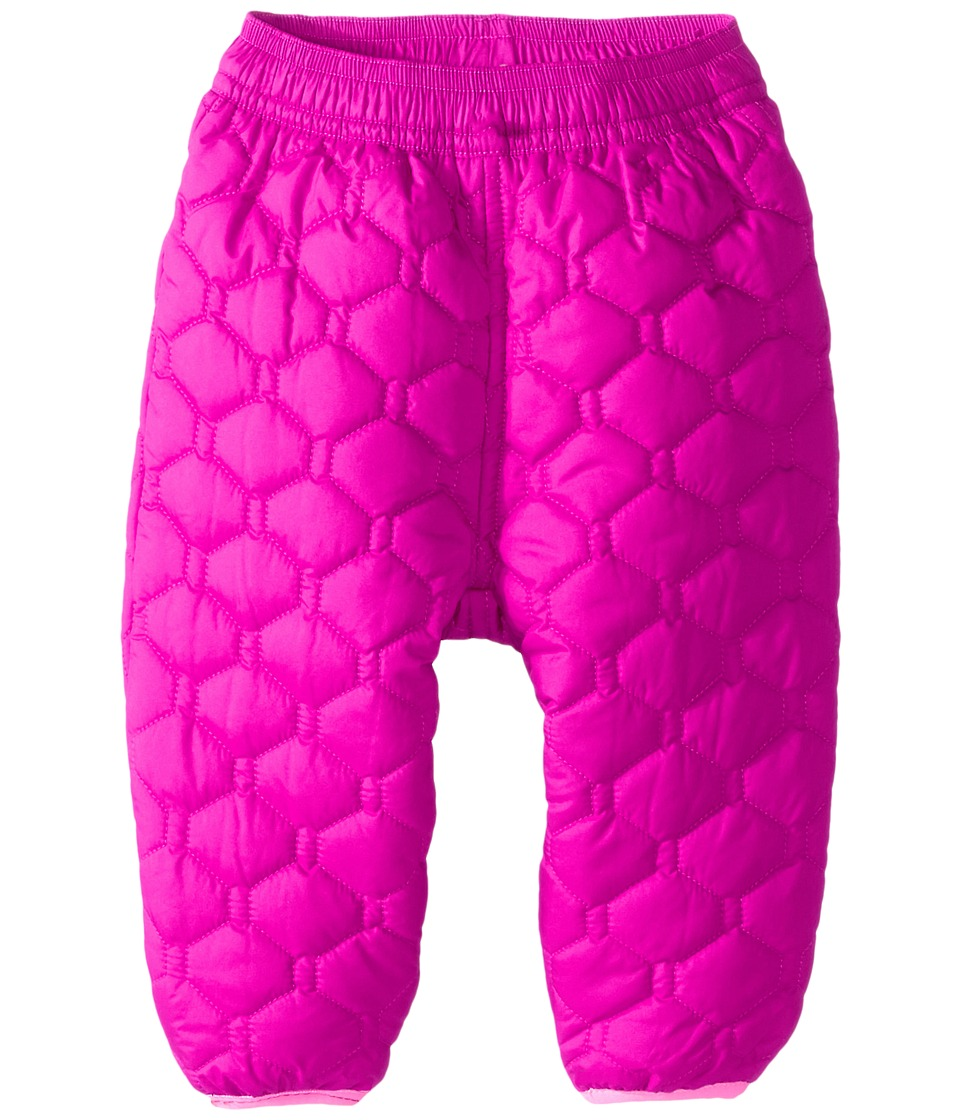 The North Face Kids - Perrito Reversible Pants (Infant) (Luminous Pink) Kid's Casual Pants
