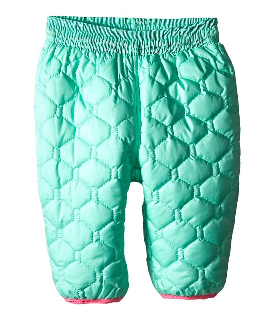 The North Face Kids - Perrito Reversible Pants (Infant) (Surf Green) Kid's Casual Pants