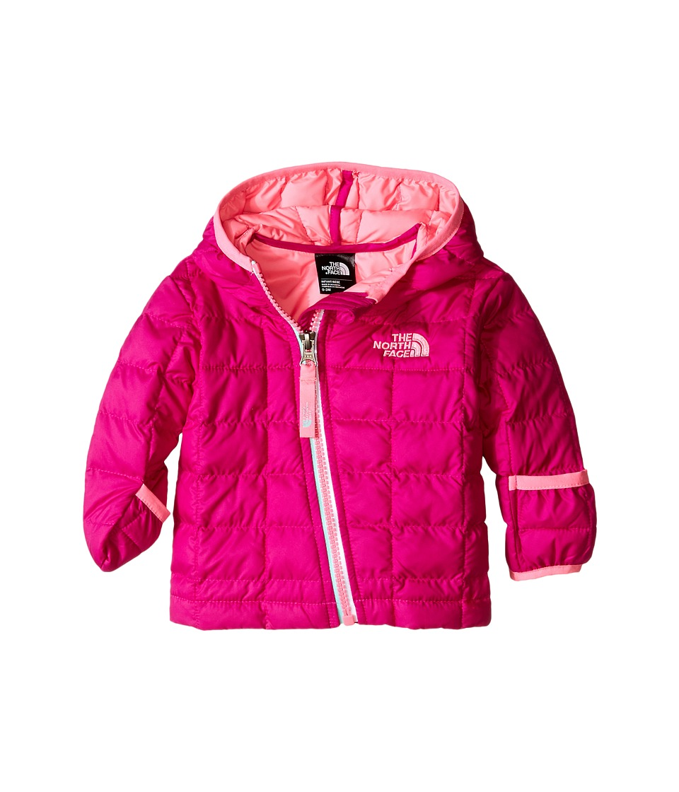 The North Face Kids ThermoBalltm Hoodie (Infant) (Luminous Pink (Prior Season)) Kid