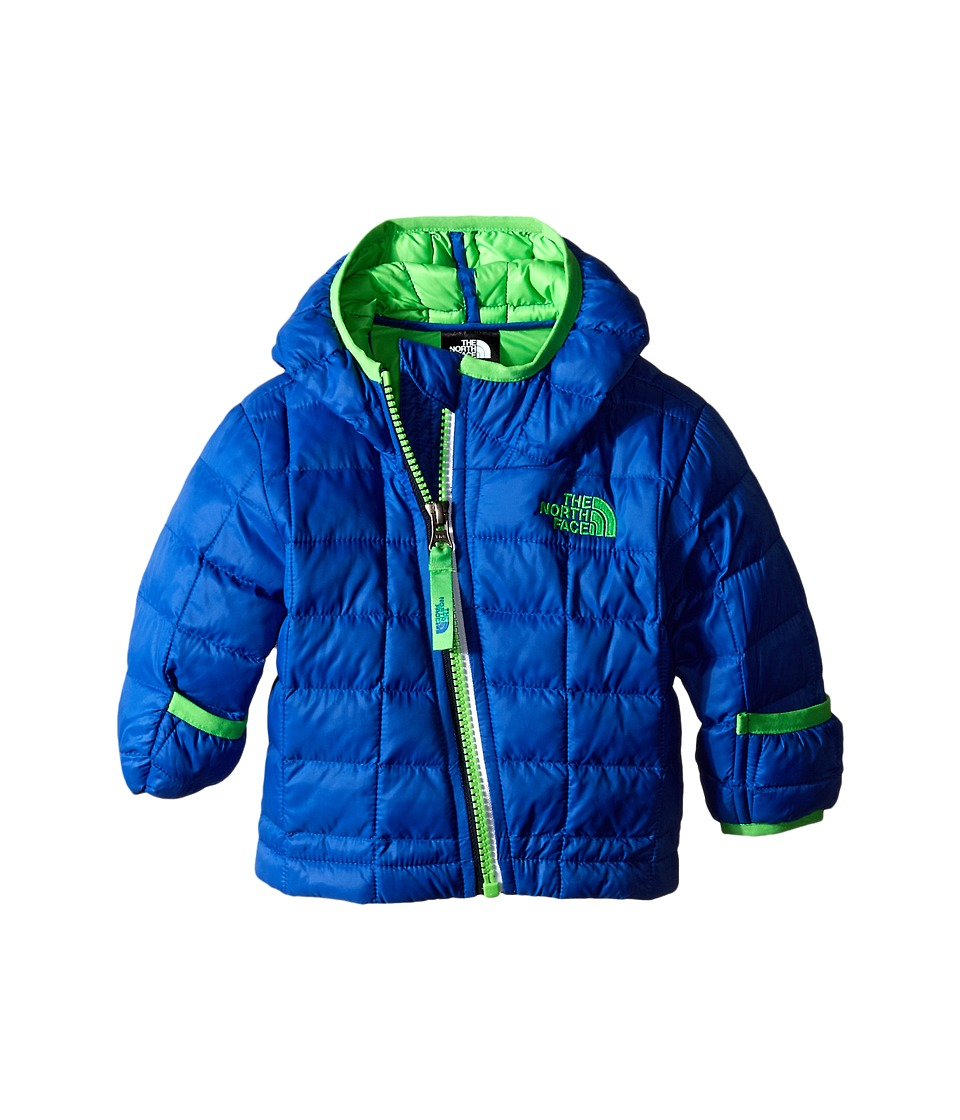 The North Face Kids - ThermoBall Hoodie (Infant) (Monster Blue) Kid's Coat