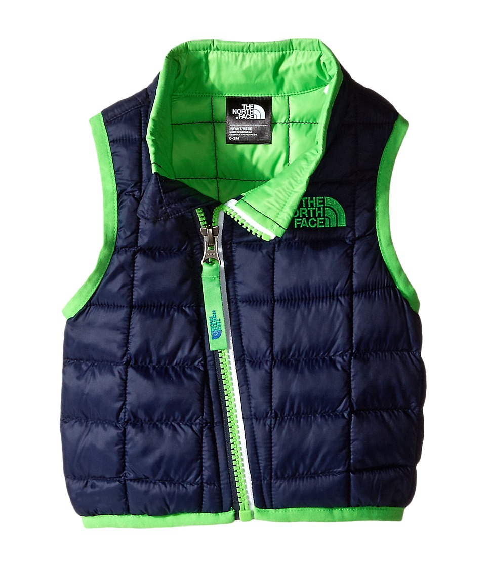The North Face Kids - ThermoBall Vest (Infant) (Cosmic Blue) Kid's Vest