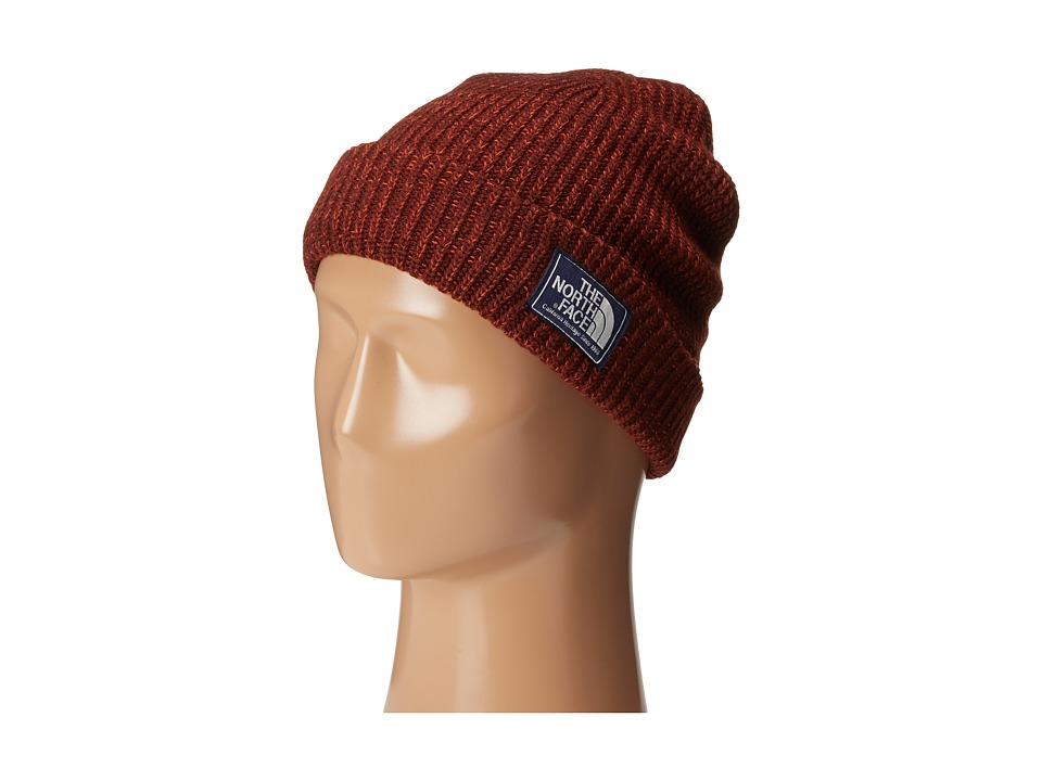 The North Face - Salty Dog Beanie (Sequoia Red) Beanies