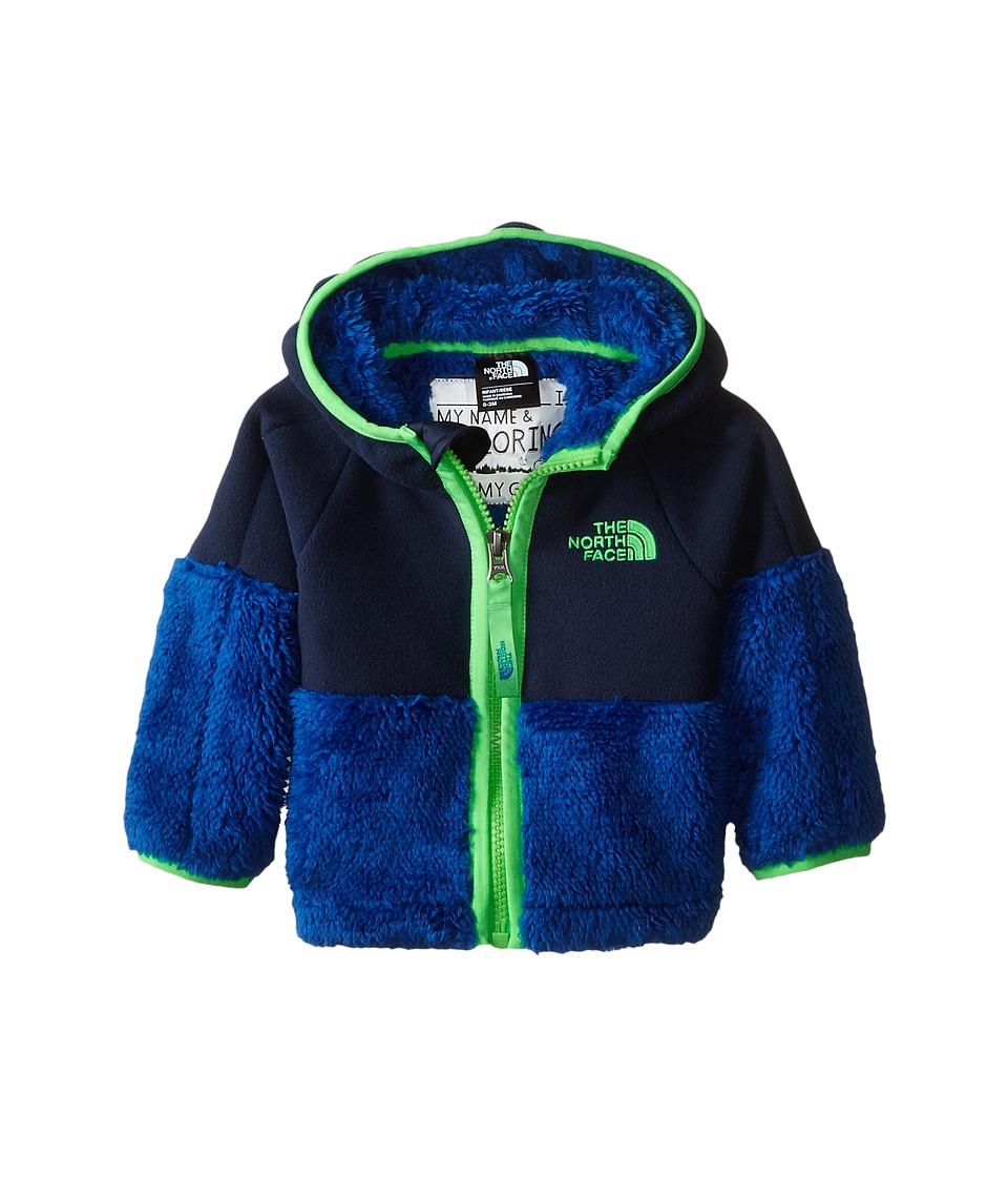 The North Face Kids - Chimborazo Hoodie (Infant) (Monster Blue) Kid's Sweatshirt