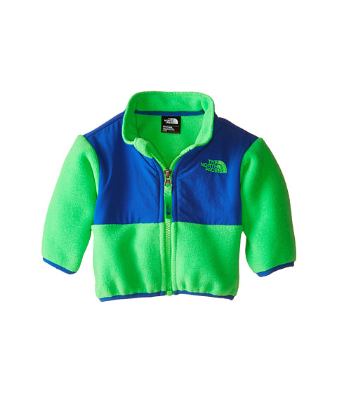 The North Face Kids - Denali Jacket (Infant) (Recycled Krypton Green) Kid's Jacket