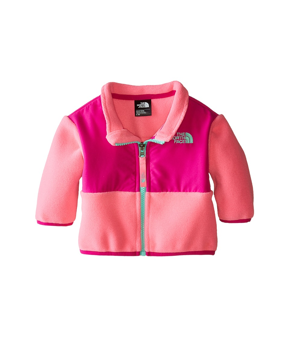The North Face Kids - Denali Jacket (Infant) (Recycled Gem Pink) Kid's Jacket