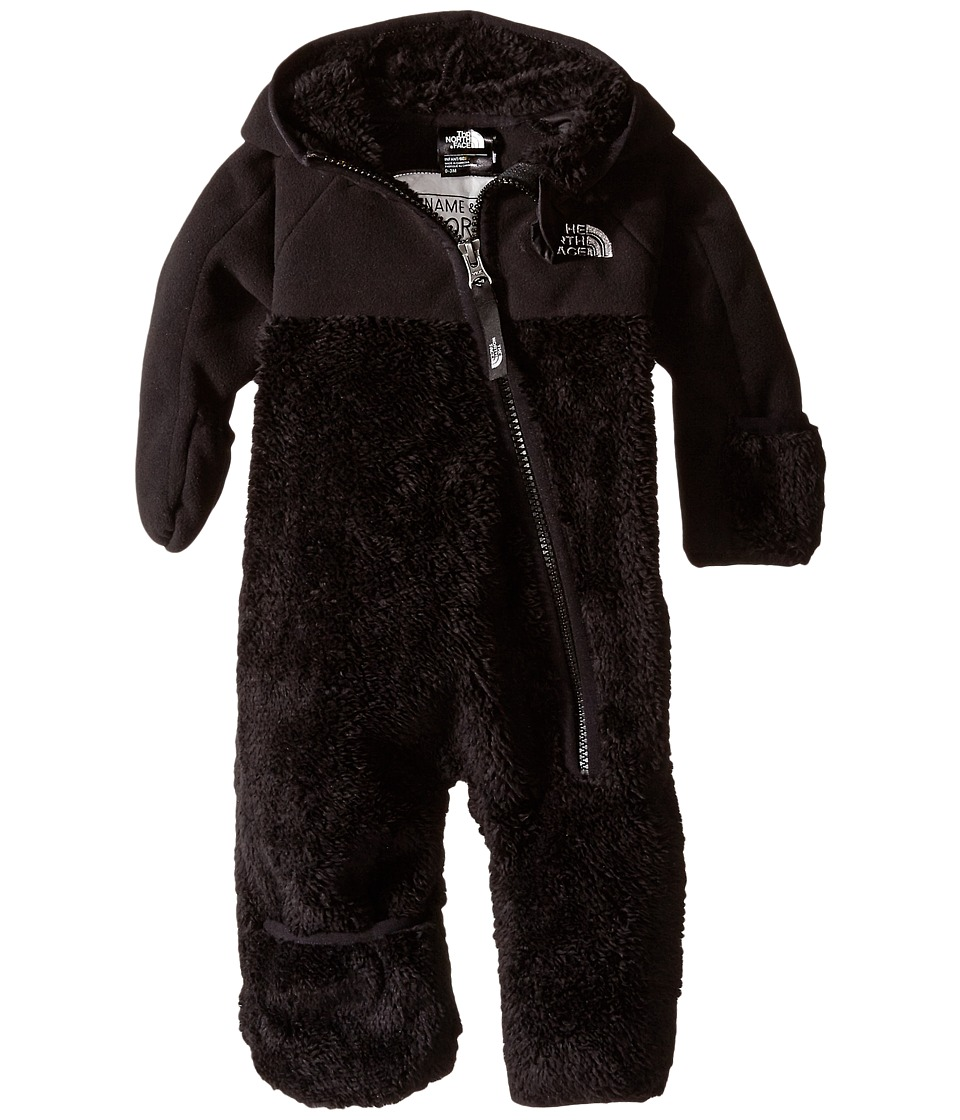 The North Face Kids - Chimborazo One Piece (Infant) (TNF Black) Kid's Jumpsuit & Rompers One Piece
