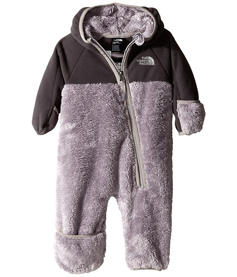 The North Face Kids - Chimborazo One Piece (Infant) (Metallic Silver) Kid