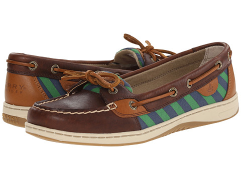 Sperry Top-Sider - Angelfish Tie Stripe (Tan) Women
