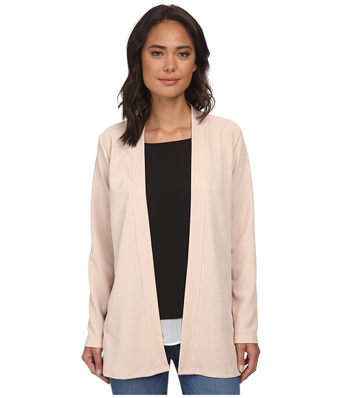Christin Michaels - Jillian Cardigan (Light Tan) Women's Sweater
