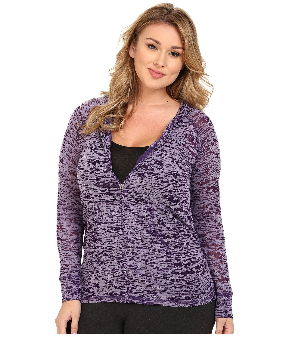 Soybu - Plus Size Alyse Hoodie (Nova) Women's Sweatshirt