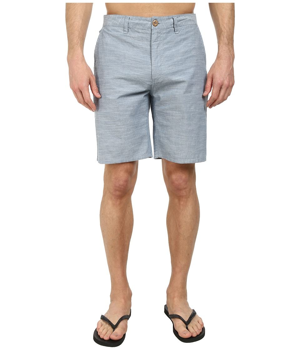 Jack O'Neill - Max Well Walkshorts (Blue Shadow) Men's Shorts