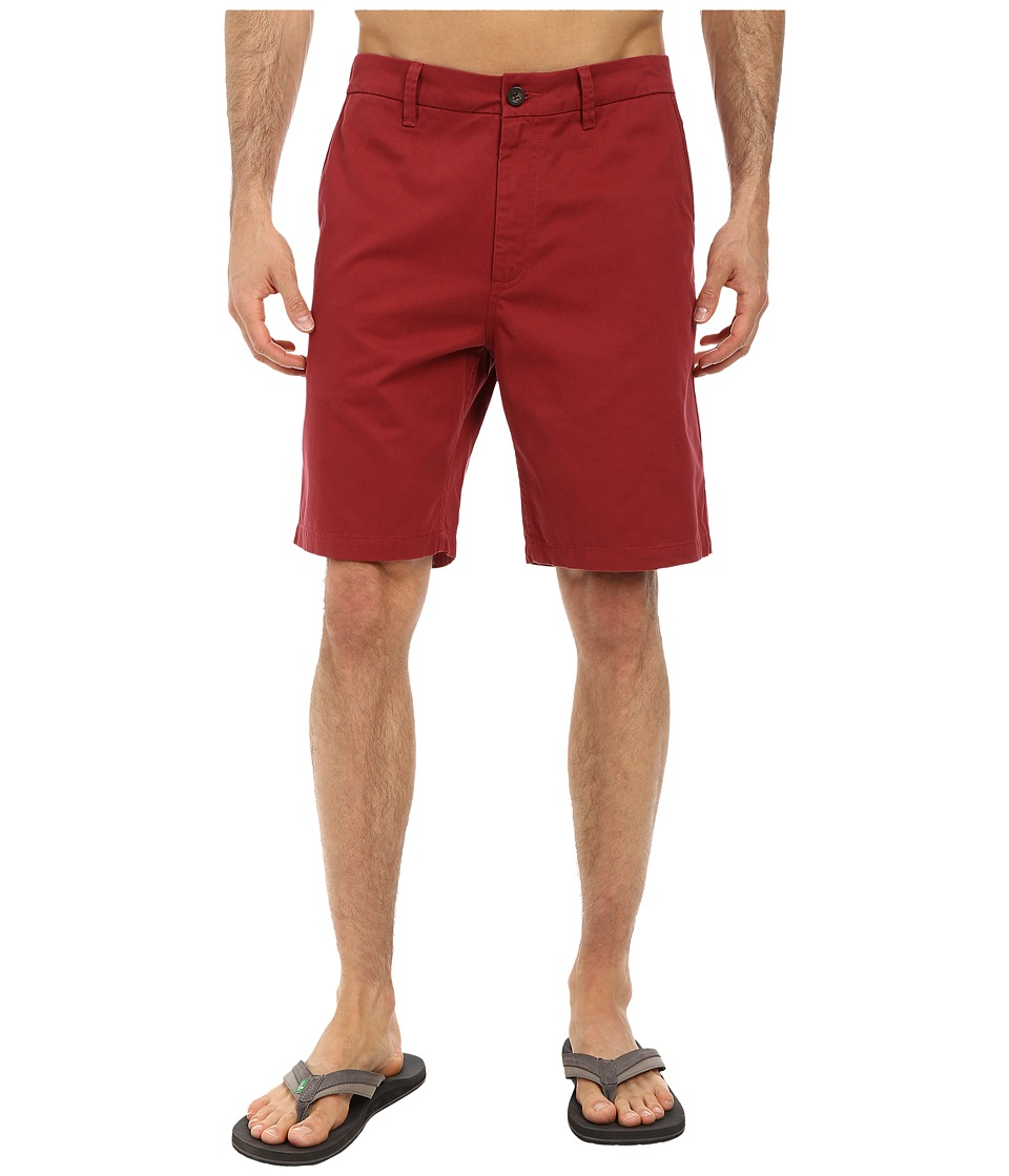 Jack O'Neill - Anchor Walkshorts (Red Brick) Men's Shorts
