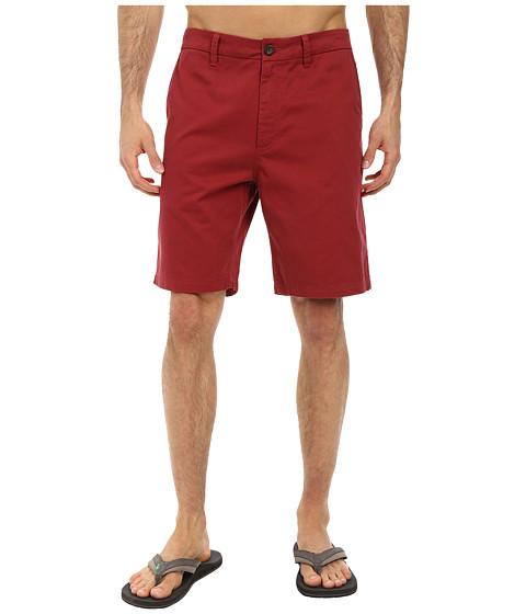 Jack O'Neill - Anchor Walkshorts (Red Brick) Men's Shorts