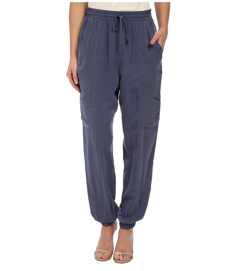 BCBGeneration - Utility Jogger Pants (Navy) Women's Casual Pants