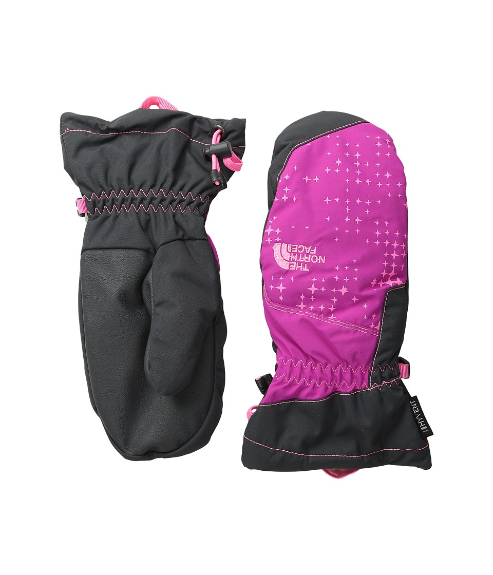 The North Face Kids - Revelstoke Mitt (Big Kids) (Luminous Pink) Ski Gloves