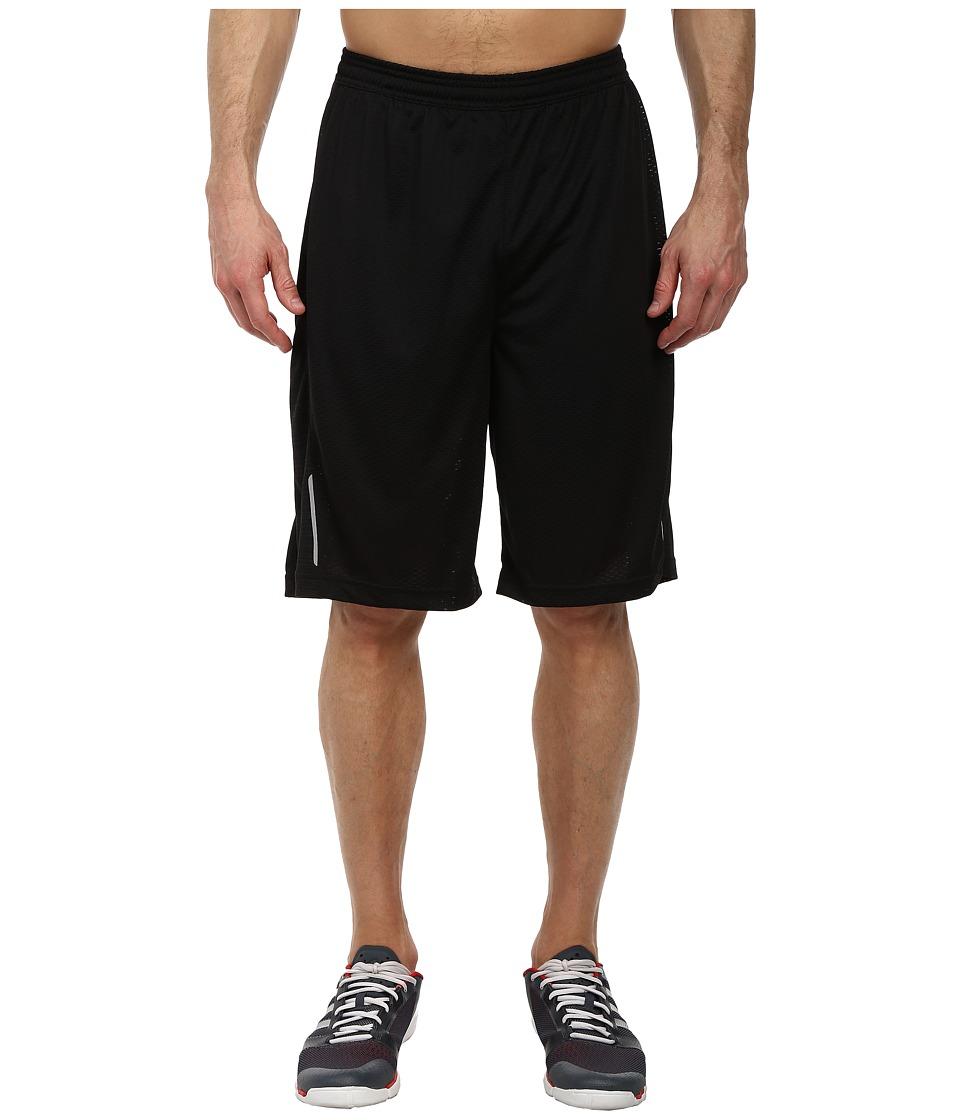 adidas - Supernova 11 2-in-1 Knit Shorts (Black) Men's Workout