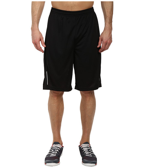 adidas - Supernova 11 2-in-1 Knit Shorts (Black) Men's Workout