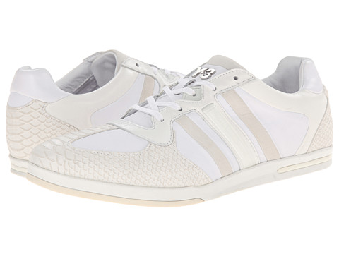 adidas Y-3 by Yohji Yamamoto - Sala II (Ftw White/Cream White/Ftw White) Men's Shoes