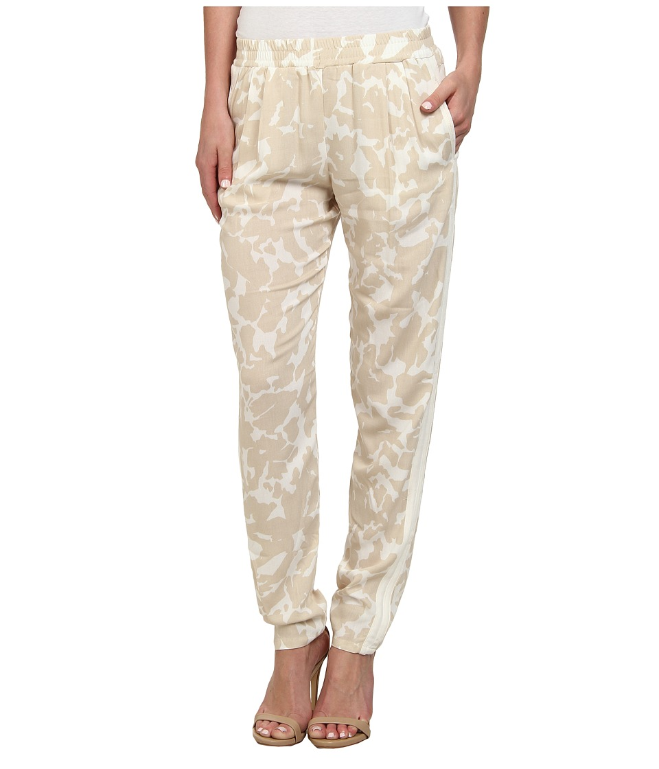 Three Dots - Pleated Pants (Caribbean Sand) Women's Casual Pants