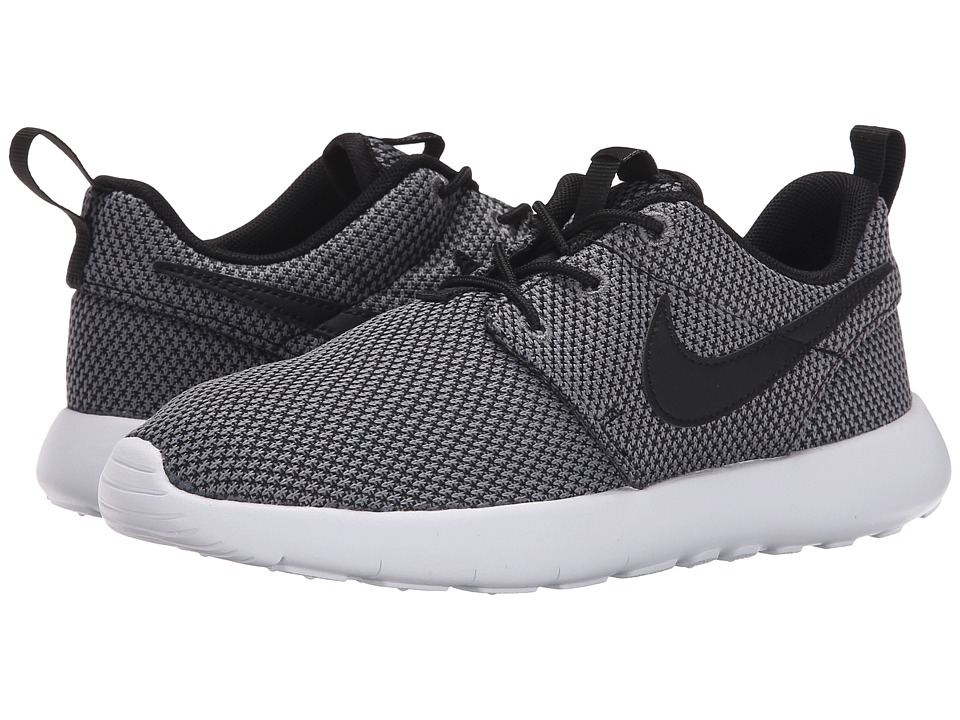 Nike Kids - Roshe One (Little Kid) (Cool Grey/White/Cool Grey/Black) Boy's Shoes