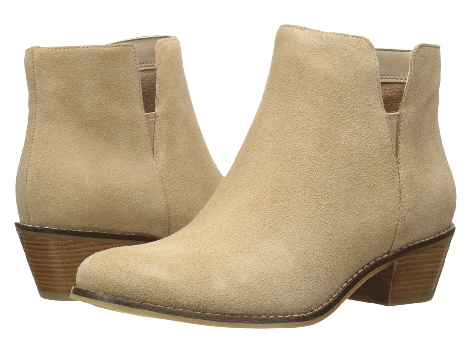 Cole Haan - Abbot Bootie (Cremini Suede) Women's Boots