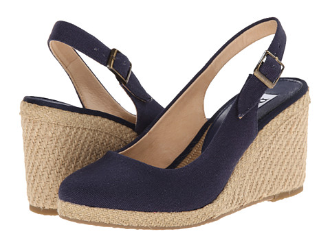 01c4043afd7 ... Size UPC 888371320985 product image for Dune London - Karley E (Navy)  Women s Wedge Shoes