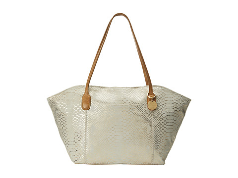 Hobo - Patti (Gold Filigree Exotic) Shoulder Handbags