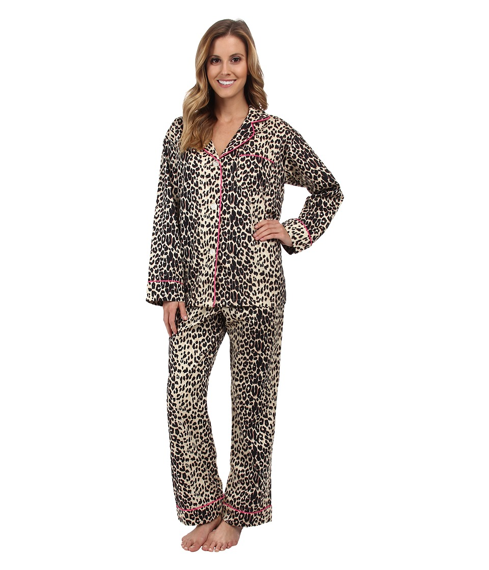 BedHead - Classic Sateen PJ (Wild Thing) Women's Pajama Sets