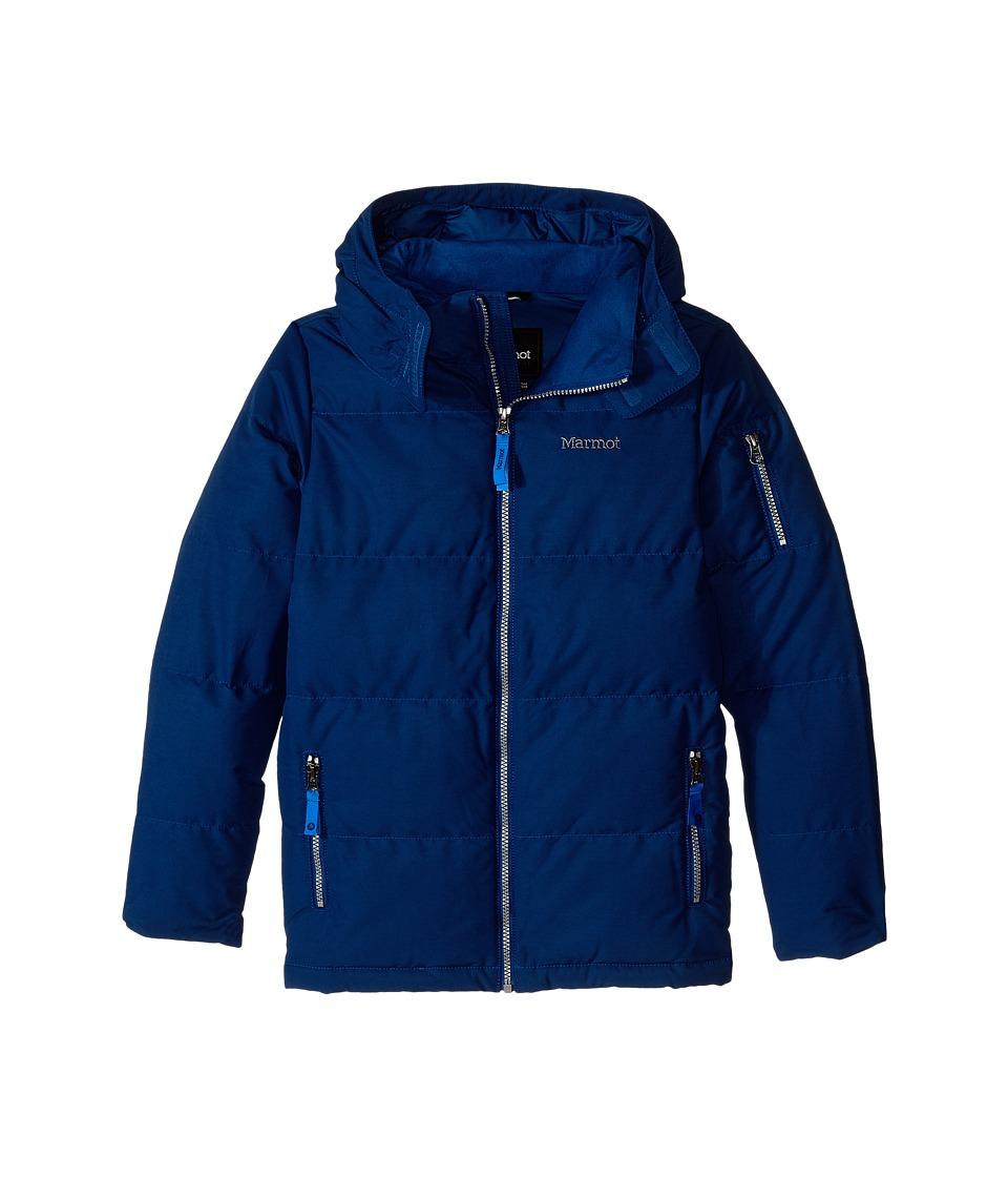 Marmot Kids - Vancouver Jacket (Little Kids/Big Kids) (Blue Night) Boy