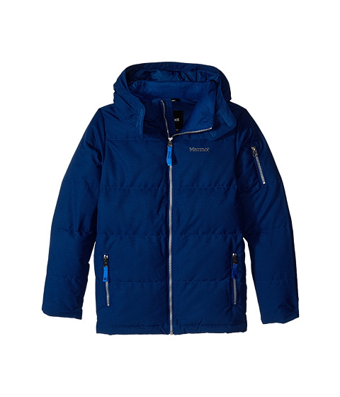 Marmot Kids - Vancouver Jacket (Little Kids/Big Kids) (Blue Night) Boy