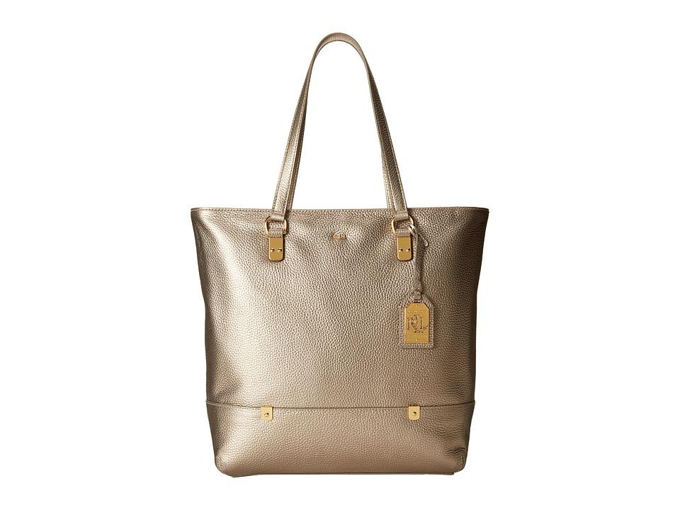 LAUREN Ralph Lauren - Morrison N/S Tote (Moonlight) Tote Handbags