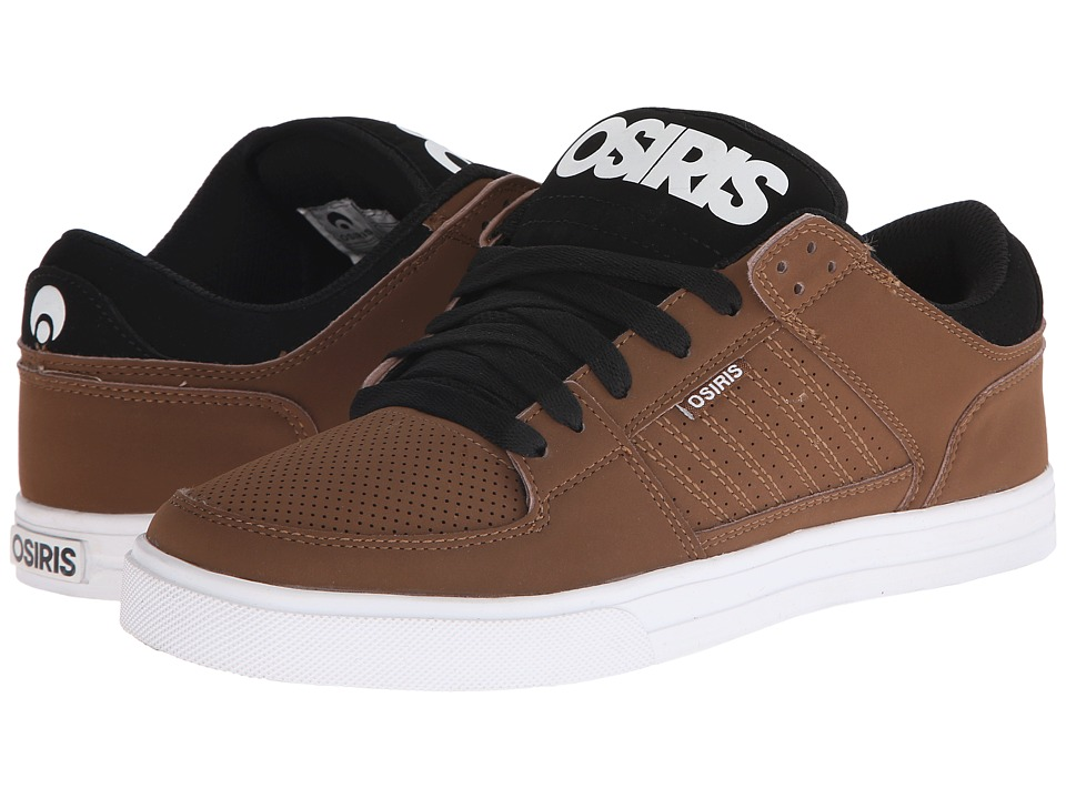 Osiris - Protocol (Brown/Black/White) Men