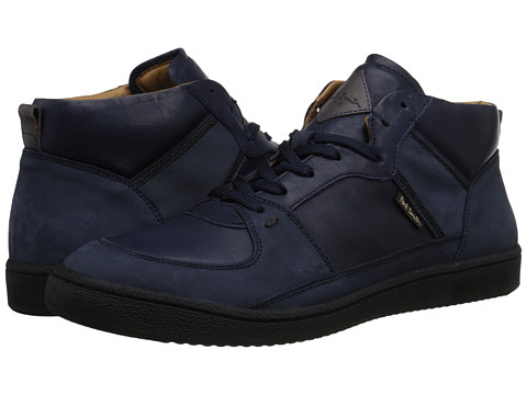 Paul Smith - Dune Hightop (Midnight Navy) Men's Shoes