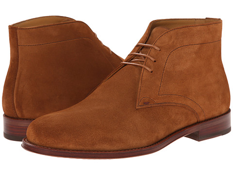 Paul Smith - Morgan Suede Boot (Tan) Men's Boots