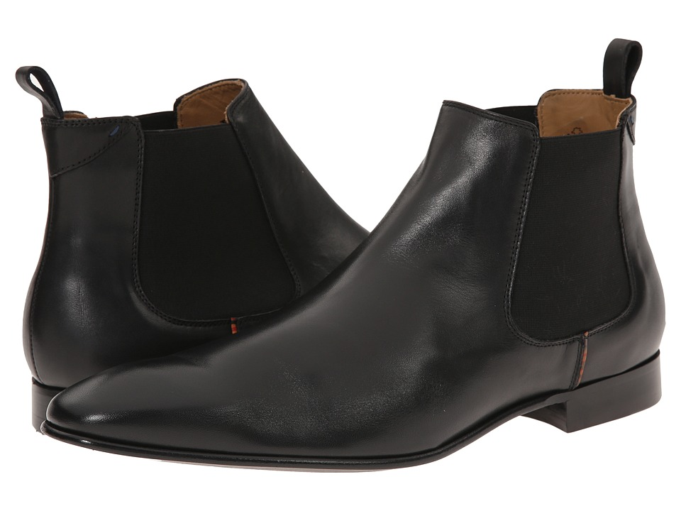 Paul Smith - Falconer Boot (Black) Men's Boots