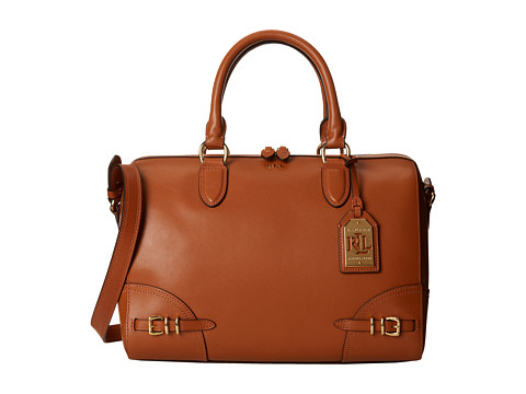 LAUREN by Ralph Lauren - Lauren Satchel (Lauren Tan) Satchel Handbags