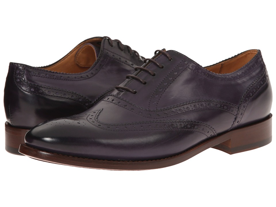 Paul Smith - Christo Wingtip (Lavanda (Purple)) Women's Lace Up Wing Tip Shoes
