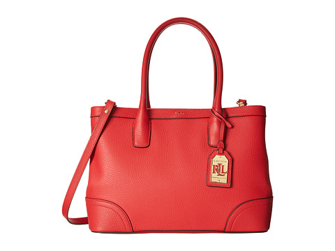 LAUREN by Ralph Lauren - Fairfield City Shopper (Poppy) Tote Handbags