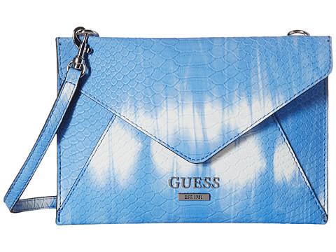 GUESS - Doheny Petite Envelope (Ocean) Handbags