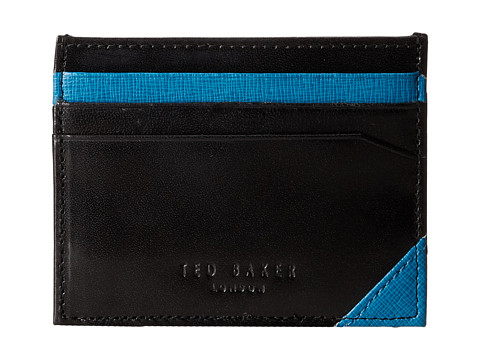 Ted Baker - Belsfed (Black) Credit card Wallet