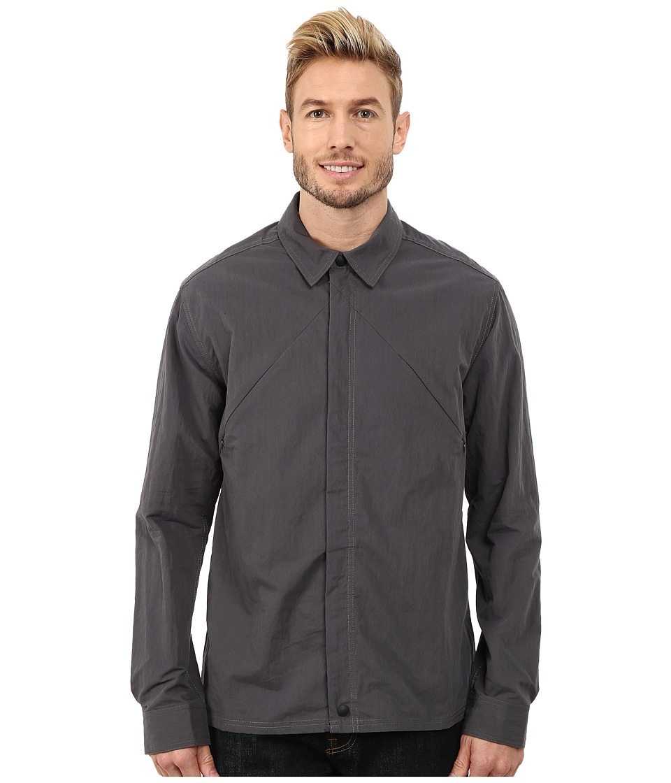 Toad&Co - Enroute Shirt Jacket (Soot) Men's Coat