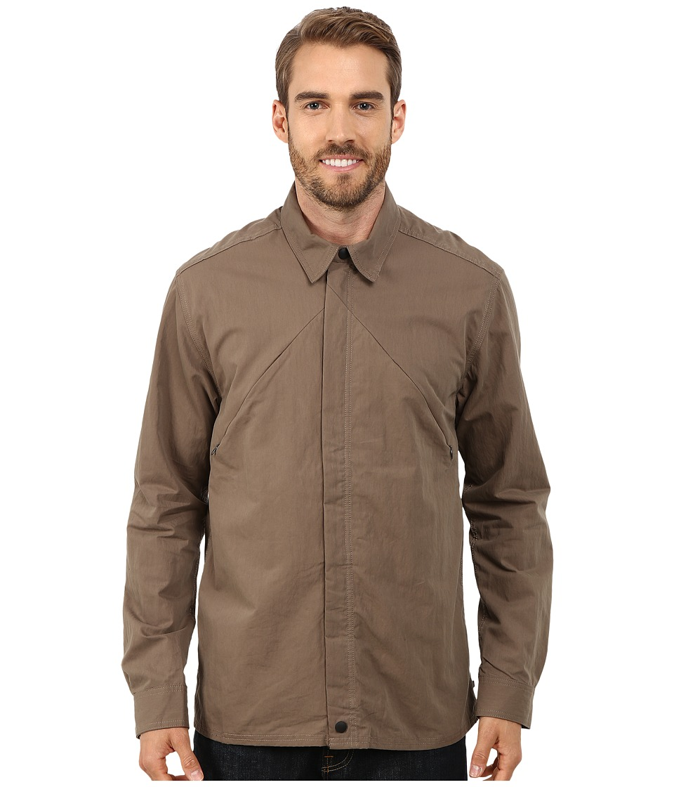Toad&Co - Enroute Shirt Jacket (Jeep) Men's Coat