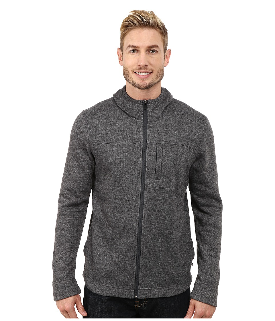 Toad&Co - Outbound Hoodie (Black) Men's Sweatshirt