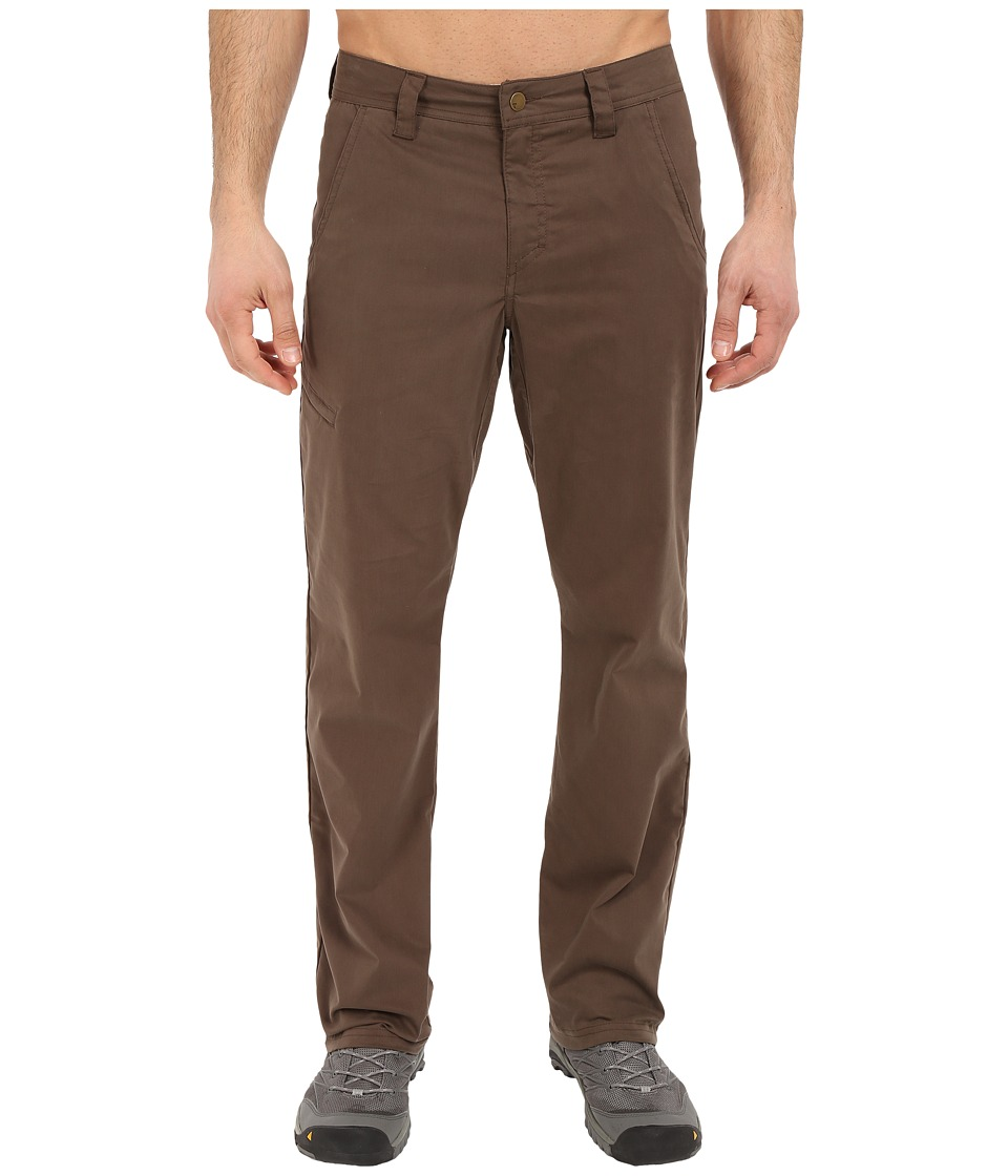 Toad&Co - Boarding Pass Pant (Dark Roast) Men's Casual Pants