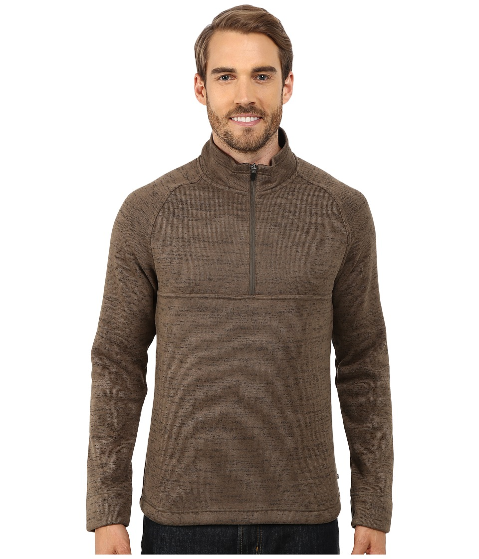 Toad&Co - Override T-Neck Pullover (Jeep) Men