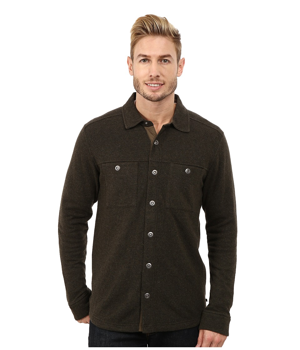 Toad&Co - Sidecar Snap Closure Overshirt (Jeep) Men