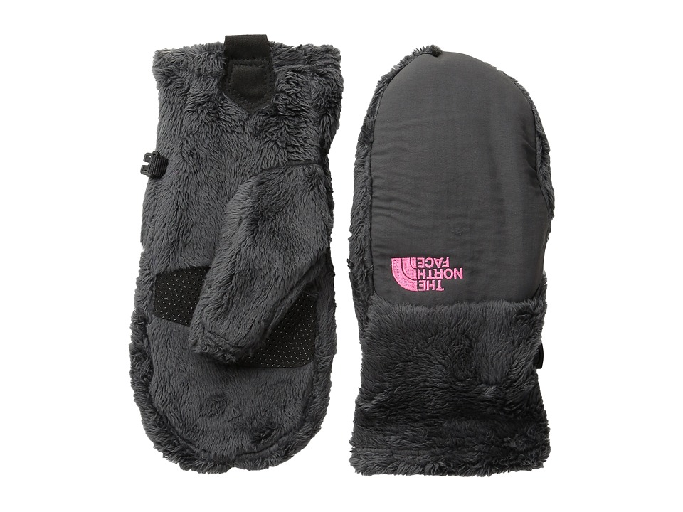 The North Face Kids - Denali Thermal Mitt (Big Kids) (Graphite Grey) Extreme Cold Weather Gloves